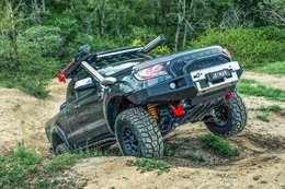 Custom Ford Ranger PXII: Video review main