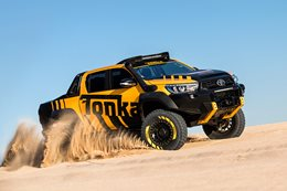 Toyota Hilux Tonka Concept revealed main