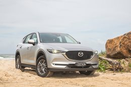 2017 Mazda CX 5 review First drive main