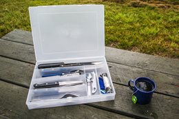Creative Camping Solutions' Cutlery box Product test main