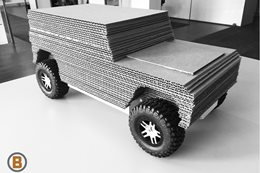 Bollinger Motors develops full electric 4x4 main