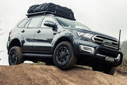 MSA 4X4 Accessories   tourer and basket packs