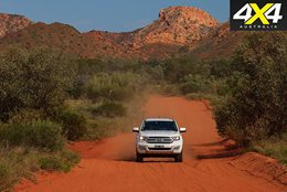 4X4ing in the West MacDonnell Ranges