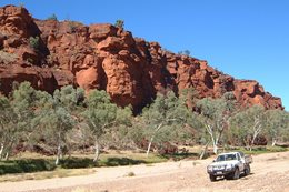 Finke River and Boggy Hole NT