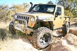 1960 Jeep JK Wrangler 715 replica