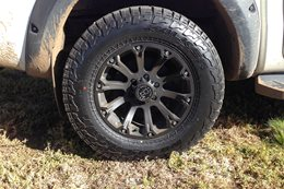 Falken Wildpeak AT3W tyres