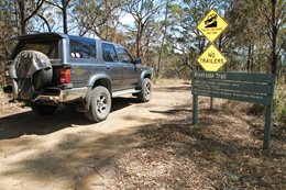 Oxley Wild Rivers National Park NSW