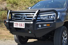 EFS Adventure Series 2 bullbar