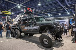 Jeep Rubicon express