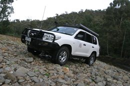Toyota 200 Series LandCruiser