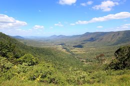 explore 4x4 eungella national park valley