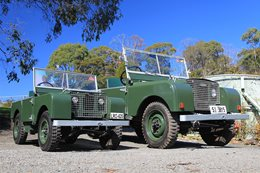 custom 4x4 land rover series 1 replica