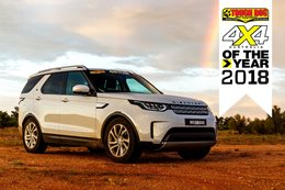 4x4 of The Year 2018 1 Land Rover Discovery Sd4 review