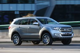 Opinions on 4x4s are changing ford everest