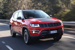 Jeep Compass Trailhawk first drive
