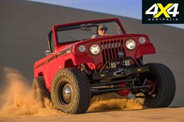 custom Jeepster Commando review