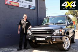 2004 Discovery TD5 ticks over one million kays news