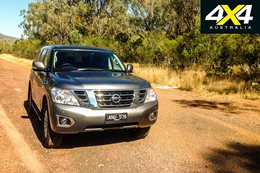 4x4 Shed 2017 Nissan Patrol Ti L part 2