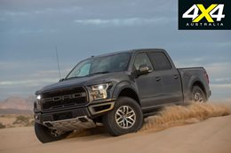 2017 Ford F150 Raptor video review