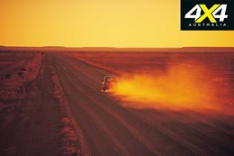 4x4 road trip on the Oodnadatta Track SA