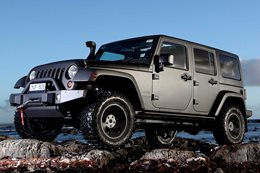 FCA recalls JK Wranglers for airbags fault