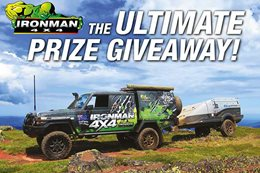 Ironman 4x4s Ultimate Giveaway
