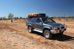 4x4 road trip on the Matilda Highway
