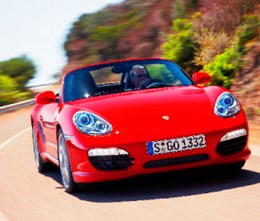 Porsche Boxster S review