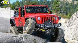 Jeep JK Wrangler review