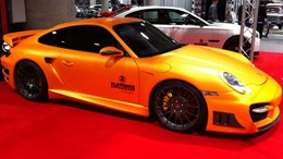 Motor Magazine Captures the Best Modified Cars at the LA Motor Show