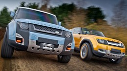 The surreal deal: New Land Rover Defender Concepts