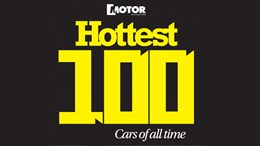 MOTOR MAGAZINE: Hottest 100 cars of all time