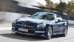 Mercedes-Benz unveils all-new SL65 AMG