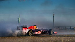 FORMULA ONE, NEW JERSEY, 2014, RED BULL, LINCOLN TUNNEL VIDEO, DAVID COULTHARD