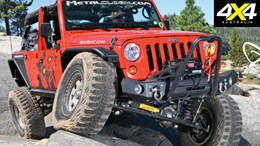 4x4 magazine, australia, four-wheel drive, jan 2013, Modified vehicle: Jeep JK Wrangler
