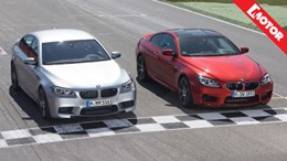 BMW, twin turbo, m5 sports sedan
