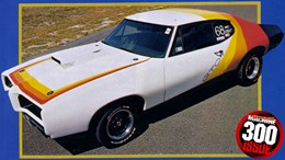 Listening to Dave Ryan tell the story about his GTO's past, one immediately conjures up images of a Dukes of Hazzard clone car.