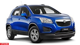 Holden Trax, review, Wheels, magazine, 2013, Australia, small, SUV