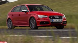 Wheels magazine, Audi S3, hot hatch, Tasmania, Audi