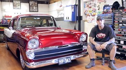 street machine, chop shop, henry parry, fb holden, custom bodyworks