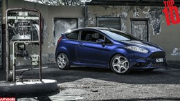 Wheels magazine, motoring, Top 10 2013, Ford Fiesta ST