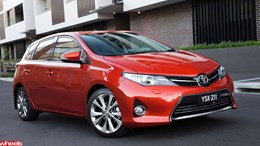 Wheels magazine, motoring news, VFACTS, Australian vehicle sales, Toyota Corolla