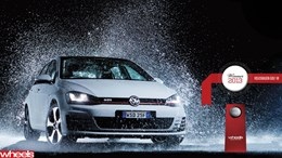 Wheels magazine, motoring news, Wheels, Car of the Year, VW Golf, winner