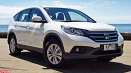 Wheels magazine, first drive, Honda CR-V Diesel, SUV