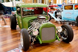 Melbourne Hot Rod Show 2014