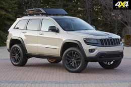 Jeep Cherokee EcoDiesel Trail Warrior