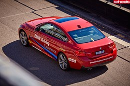 BMW 2 Series Coupe Driving Experience