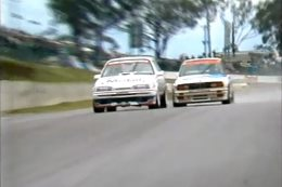 Peter Brock Bathurst 1000 1987
