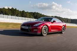 Nissan MY14 GT-R review test drive