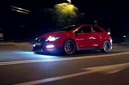 Honda Civic Type R sound